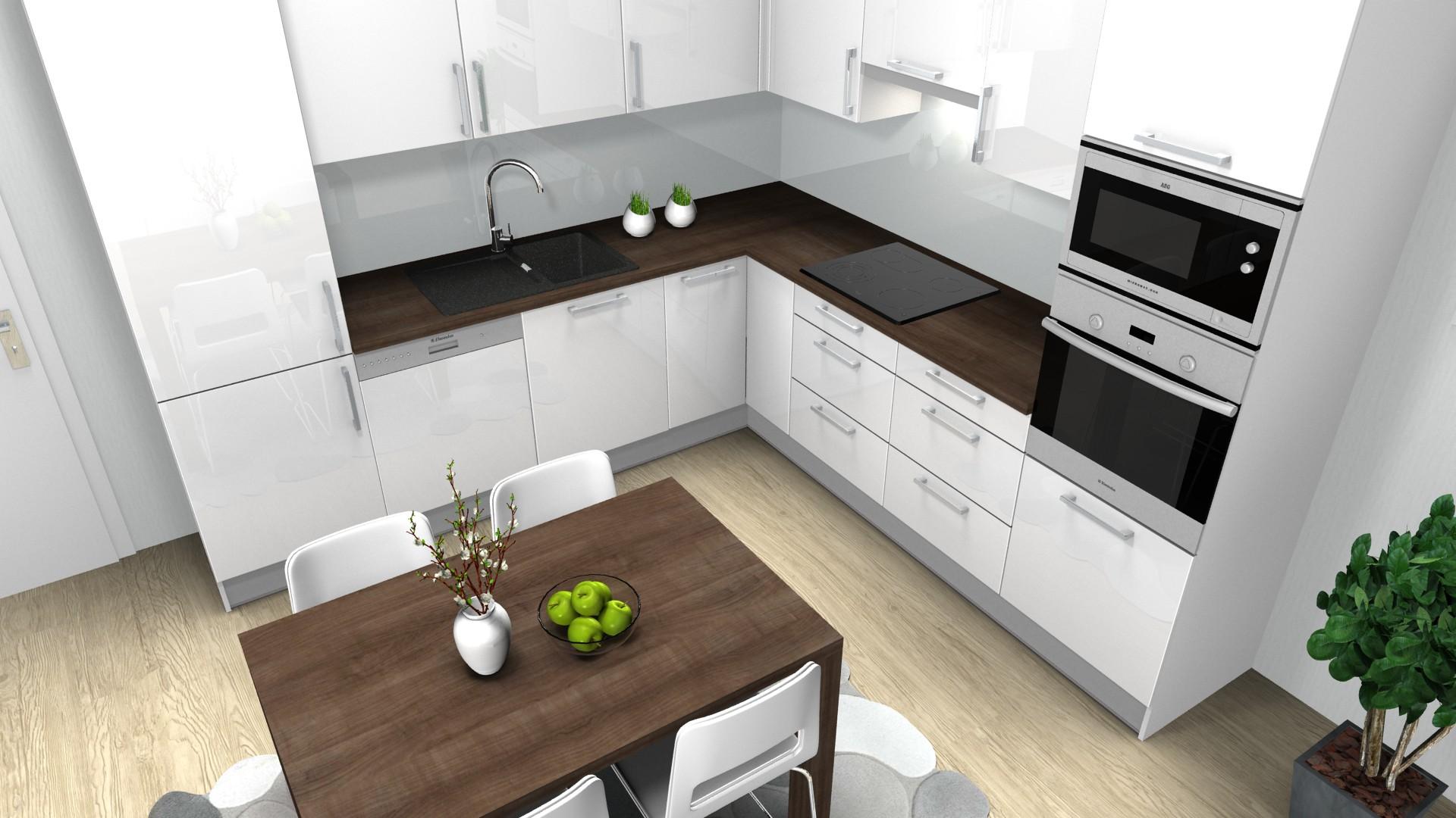 f742cd6e608a 3D návrh kuchyně – Návrhy kuchyní a interiérů